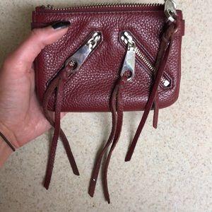 Rebecca Minkoff mini Moto wallet/clutch